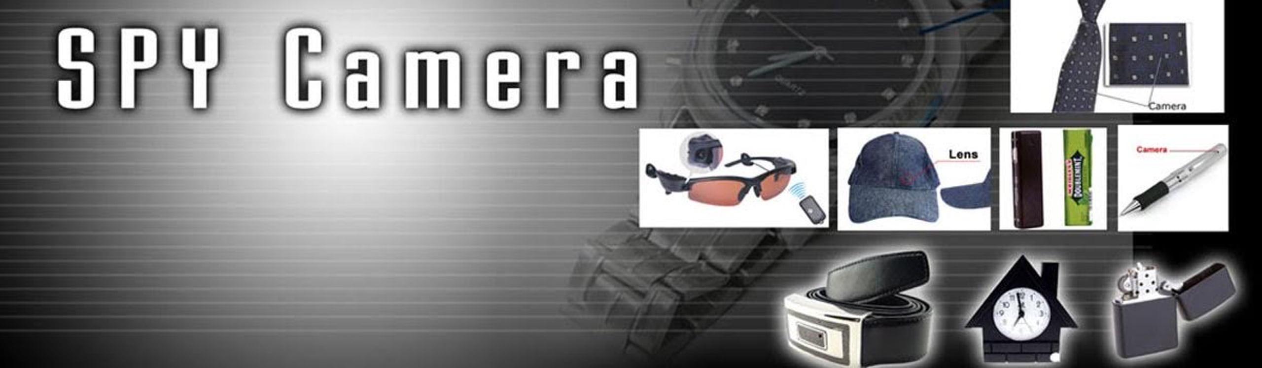 Top 5 Camera ngụy trang quay lén dễ sử dụng và kín đáo nhất hiện nay
