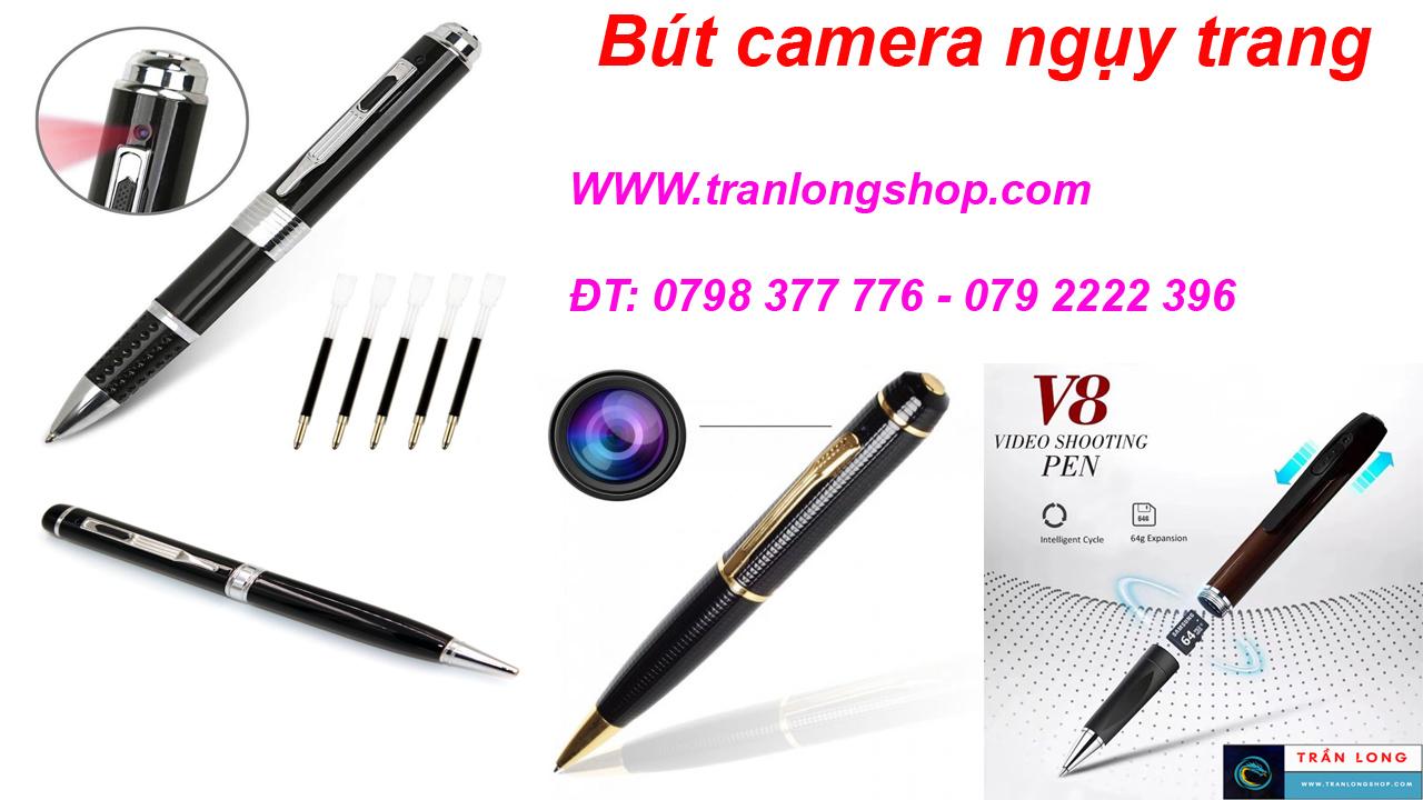 Giới thiệu các dòng bút camera ngụy trang kín đáo mới nhất hiện nay