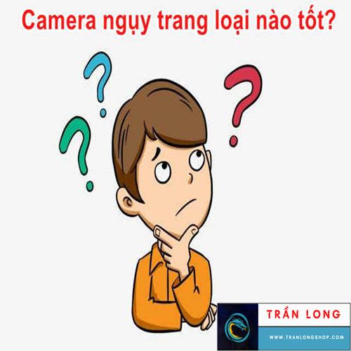 Camera Ngụy Trang Loại Nào Tốt ? Top 6 Sản Phẩm Tốt Nhất